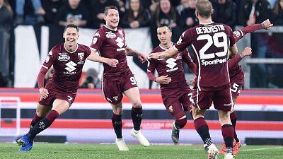 Serie A: Juventus-Torino 1-1