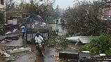 Cyclone hits Bangladesh after battering India, mass evacuations save lives