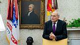 John Kelly à la Maison Blanche, le 16 novembre 2018 à Washington