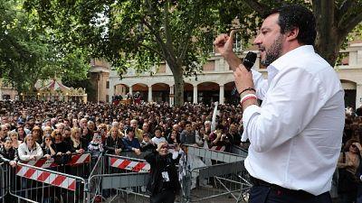 Salvini, fascicolo a tribunale ministri