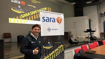Auto:Sara Safe Factor 'corre' in Sicilia
