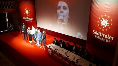 Kompatscher,Alto Adige è progetto Europa