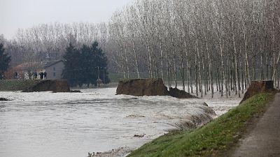 Allerta in E-R per frane e alluvioni