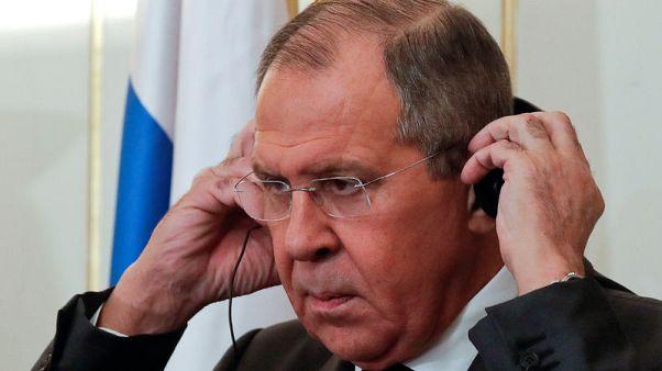وزير الخارجية الروسي يجتمع مع نظيره الفنزويلي الأحد