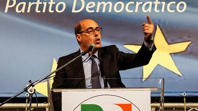 Zingaretti, Conte venga in Parlamento