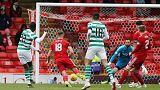 Celtic win eighth consecutive Scottish league title