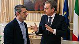 Zapatero a Parma, incontra Pizzarotti