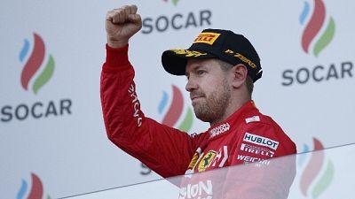 F1: vettel, voglio vincere sulla Ferrari