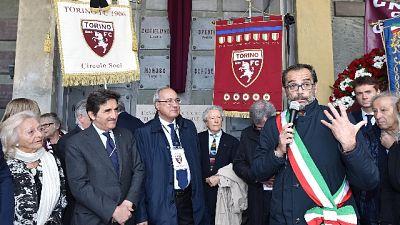 70 anni Superga, centinaia in Duomo