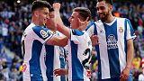أتليتيكو يتلقى أكبر هزيمة في الموسم أمام إسبانيول القوي