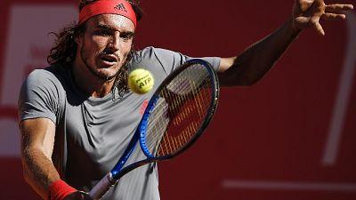 Tennis: Estoril, finale Tsitsipas-Cuevas