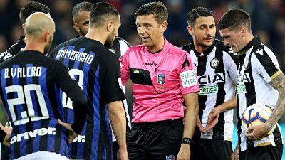 Udinese-Inter 0-0
