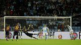 برشلونة يخسر بالصف الثاني أمام سيلتا فيجو وإصابة ديمبلي
