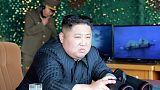 North Korean leader Kim oversaw testing of multiple rocket launchers - KCNA
