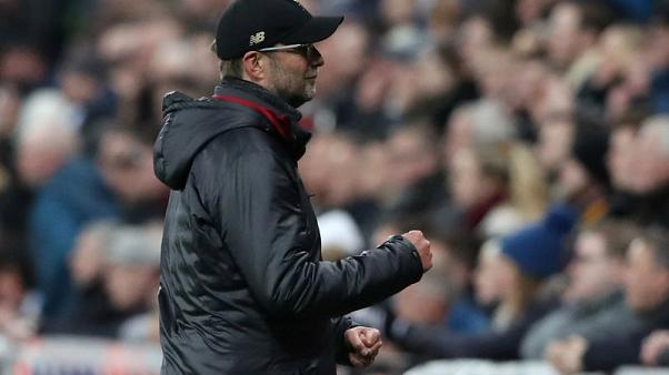 Klopp says destiny will decide outcome of title race