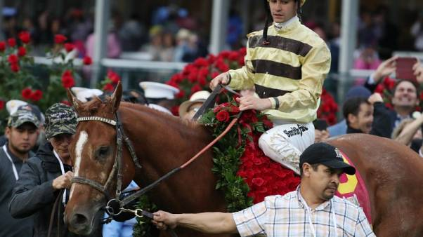 Country House wins Kentucky Derby after favourite disqualified