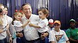 Présidentielle au Panama: courte victoire du candidat social-démocrate