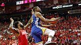 NBA: Houston se rebelle et punit Golden State