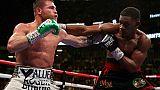 Boxe: Alvarez ajoute la ceinture IBF à ses titres WBC et WBA des moyens