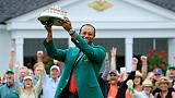 Tiger Woods, un sportif apolitique qui va être honoré à la Maison Blanche