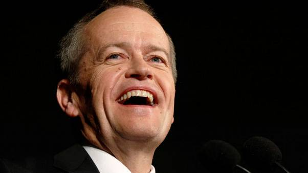 Australia opposition leader promises 'real' change at official campaign launch