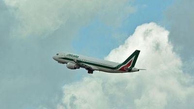 Alitalia: guasto a Fiumicino, disagi
