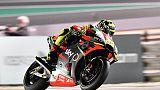 Moto: Aprilia, forfait Iannone a Jerez