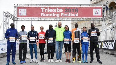 Maratona Trieste al via