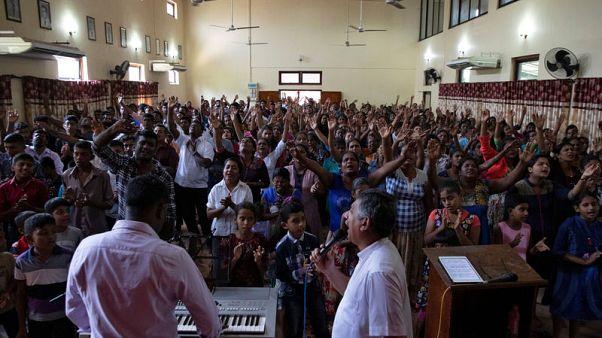 'Save us from the Satans': Survivors of Sri Lanka church attack pray