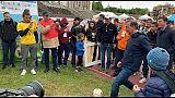 Food City,Sala e Zanetti a gara solidale