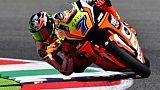 Moto2: Lorenzo Baldassari gagne en Espagne et s'enfuit au championnat