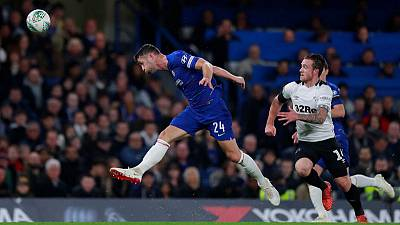 Chelsea's Cahill hits out at Sarri after 'terrible' final season