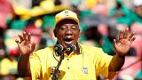 South Africa's ruling ANC vows to punish corrupt officials as national vote nears