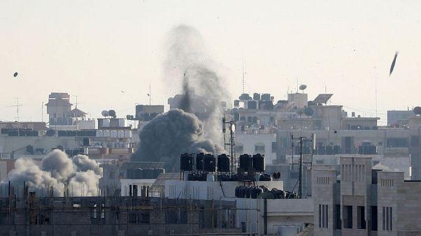 إسرائيل توقف إمدادات الغاز من حقل تمار نظرا لأحداث غزة