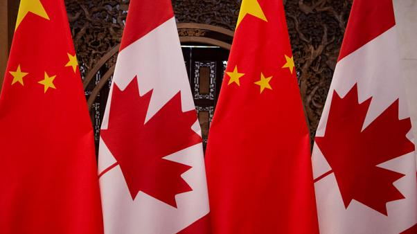 Fed up Canada tells U.S. to help with China crisis or forget about favours