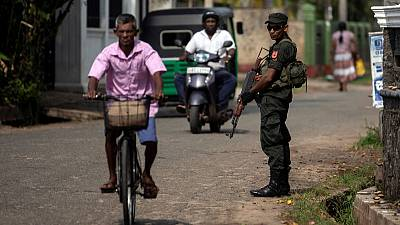 Sri Lanka imposes curfew in Negombo after clashes, bans social media