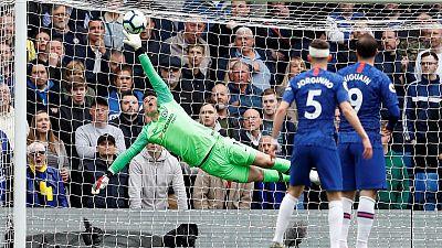 Chelsea grab top-four spot as rivals self-destruct again