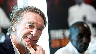 It's fun to back sport, says billionaire INEOS boss Ratcliffe