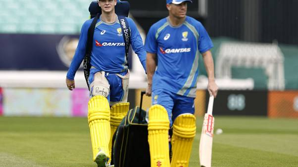 Warner, Smith make mark on return to Australia colours