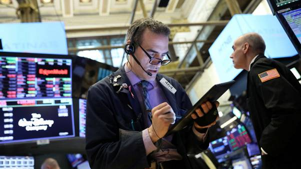 Stocks, yields ease losses on scepticism of Trump's China threats