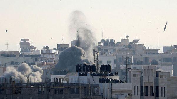 فلسطينيون يقولون إنه تم التوصل لوقف لإطلاق النار مع إسرائيل