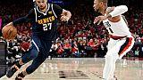 NBA: Denver et Toronto recollent