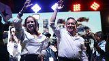 Panama's Cortizo wins close presidential race, calls for national unity