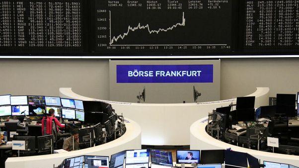 European shares slide as U.S.-China trade tensions return