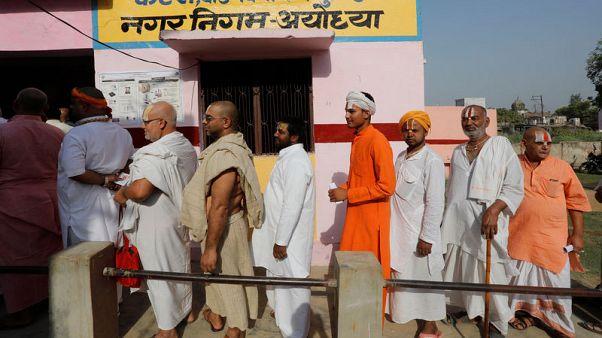 ولايات هندية مهمة تصوت في المرحلة الخامسة من الانتخابات