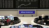 الأسهم الأوروبية تهبط مع تصاعد التوتر بين أمريكا والصين