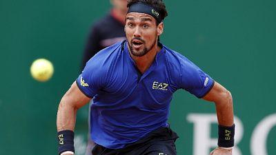Tennis, Fognini 12/o in ranking mondiale