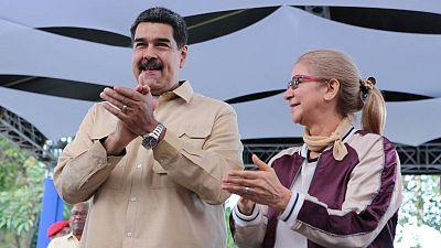Venezuela's Maduro may visit Russia next month - RIA