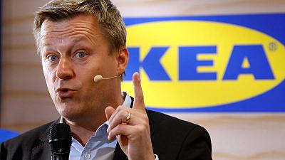 IKEA to invest 400 million euros in French city centre stores over three years