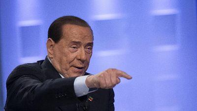Berlusconi dimesso da San Raffaele
